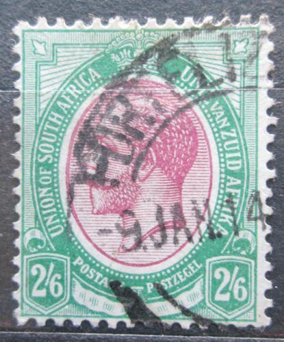 Poštovní známka JAR 1913 Král Jiøí V. Mi# 13 Kat 5€
