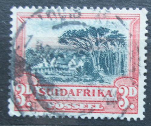 Poštovní známka JAR 1927 Groote Schuur Mi# 32 A