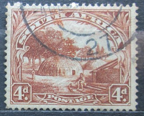 Poštovní známka JAR 1928 Domorodec Mi# 33 A