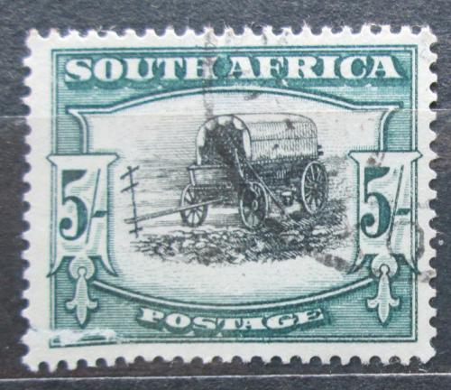 Poštovní známka JAR 1927 Povoz Mi# 39 A Kat 50€