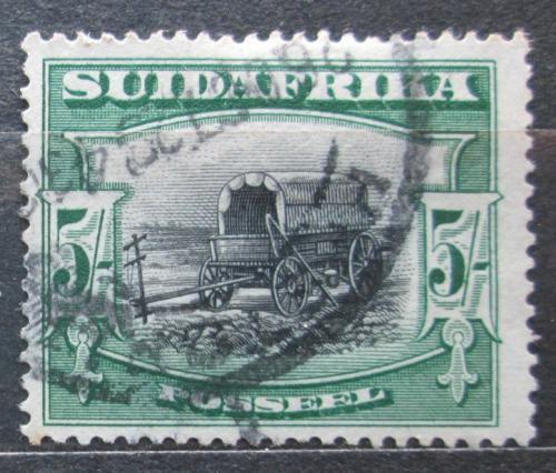 Poštovní známka JAR 1927 Povoz Mi# 40 A Kat 50€