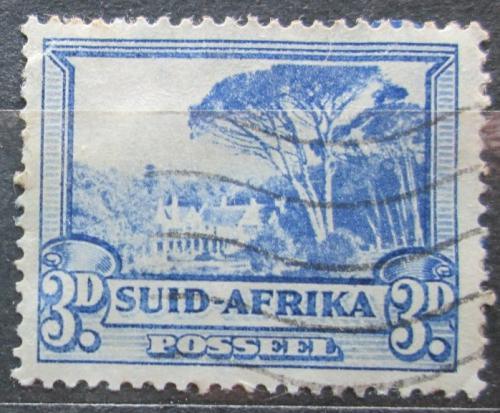 Poštovní známka JAR 1933 Groote Schuur Mi# 56