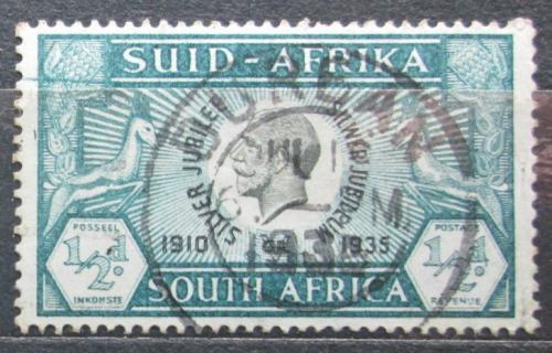 Poštovní známka JAR 1935 Král Jiøí V. Mi# 96