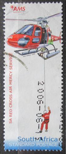 Poštovní známka JAR 2006 Záchranáøská helikoptéra Mi# 1698