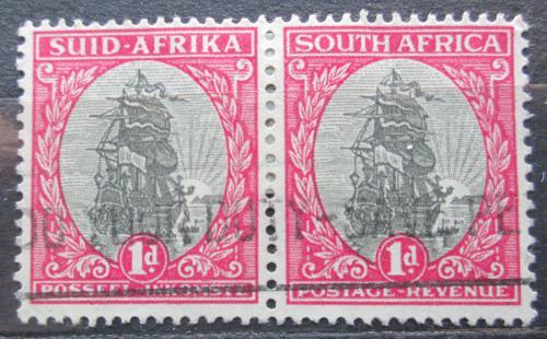 Poštovní známky JAR 1951 Plachetnice Mi# 222-23