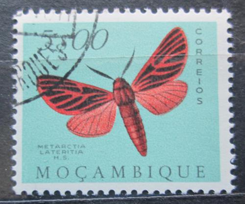 Poštovní známka Mosambik 1953 Metarctica lateritia Mi# 432