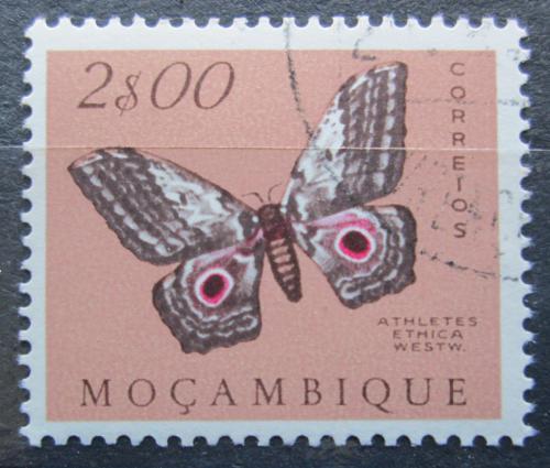 Poštovní známka Mosambik 1953 Athletes ethra Mi# 426