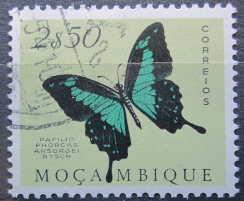 Poštovní známka Mosambik 1953 Papilio phorcas ansorgei Mi# 428