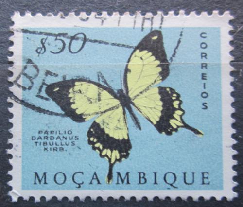 Poštovní známka Mosambik 1953 Papilio dardanus tibullus Mi# 422