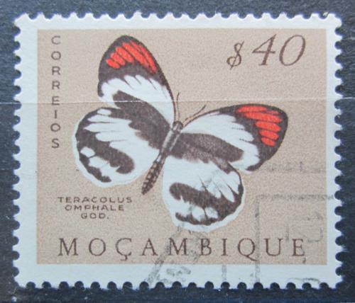 Poštovní známka Mosambik 1953 Teracolus omphale Mi# 421