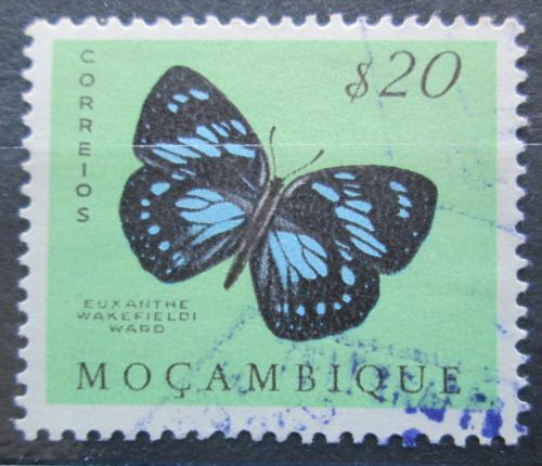 Poštovní známka Mosambik 1953 Euxanthe wakefieldi Mi# 419