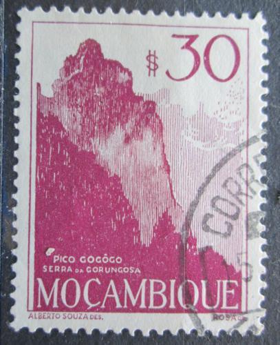 Poštovní známka Mosambik 1948 Gogogo Peak Mi# 356