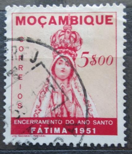 Poštovní známka Mosambik 1951 Fátima Mi# 409