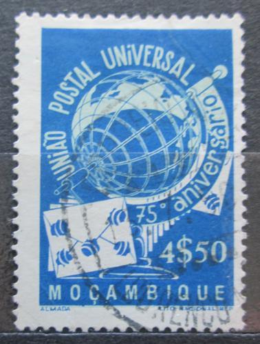 Poštovní známka Mosambik 1949 UPU, 75. výroèí Mi# 382
