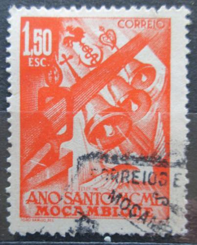 Poštovní známka Mosambik 1950 Svatý rok Mi# 383 A