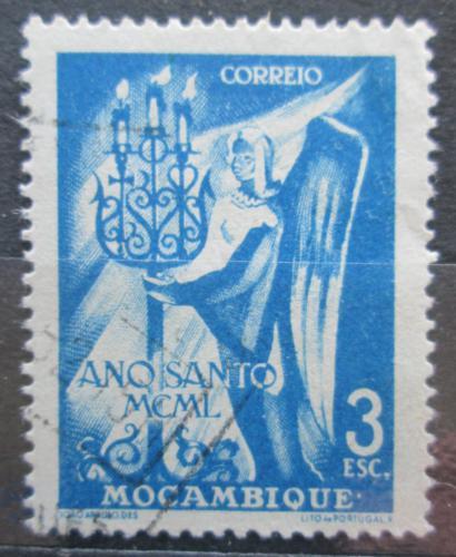 Poštovní známka Mosambik 1950 Svatý rok Mi# 384 A