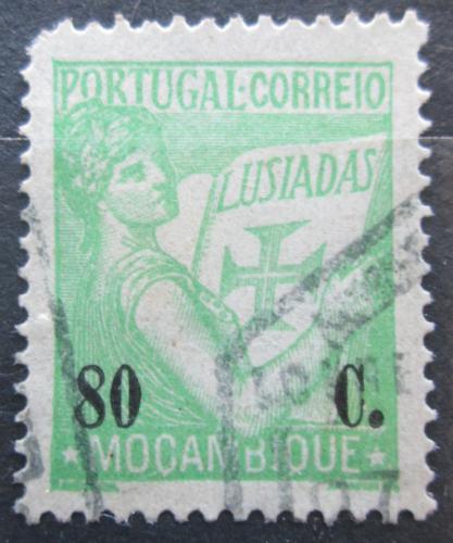 Poštovní známka Mosambik 1933 Lusovci Mi# 287