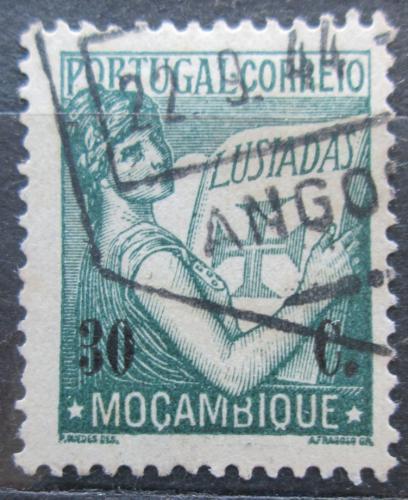 Poštovní známka Mosambik 1933 Lusovci Mi# 280