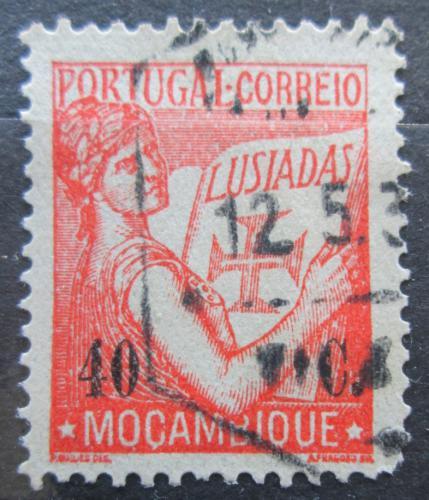 Poštovní známka Mosambik 1933 Lusovci Mi# 282