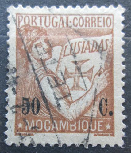 Poštovní známka Mosambik 1933 Lusovci Mi# 284