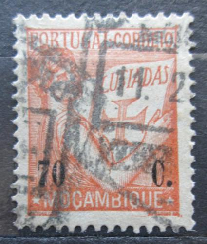 Poštovní známka Mosambik 1933 Lusovci Mi# 286