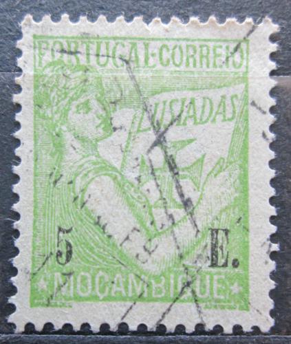 Poštovní známka Mosambik 1933 Lusovci Mi# 293