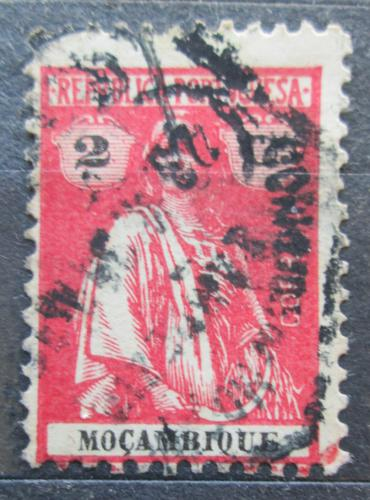 Poštovní známka Mosambik 1913 Ceres Mi# 157