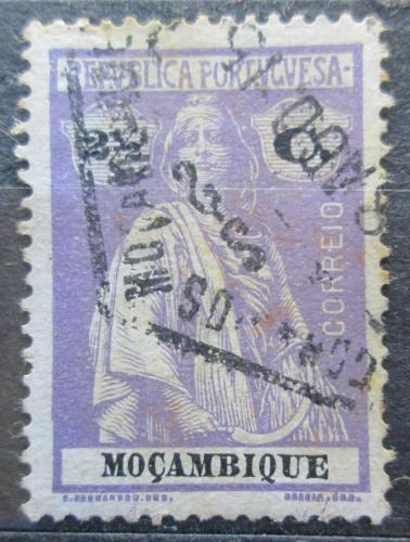 Poštovní známka Mosambik 1913 Ceres Mi# 158