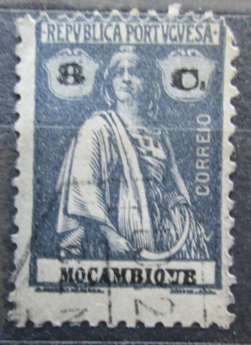 Poštovní známka Mosambik 1913 Ceres Mi# 161