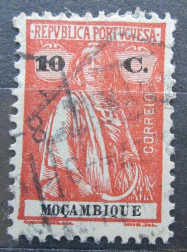Poštovní známka Mosambik 1913 Ceres Mi# 162