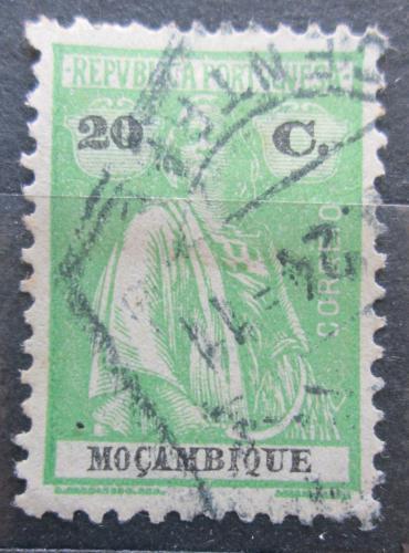 Poštovní známka Mosambik 1913 Ceres Mi# 164