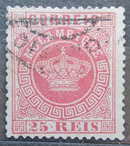 Poštovní známka Mosambik 1876 Koruna Mi# 4