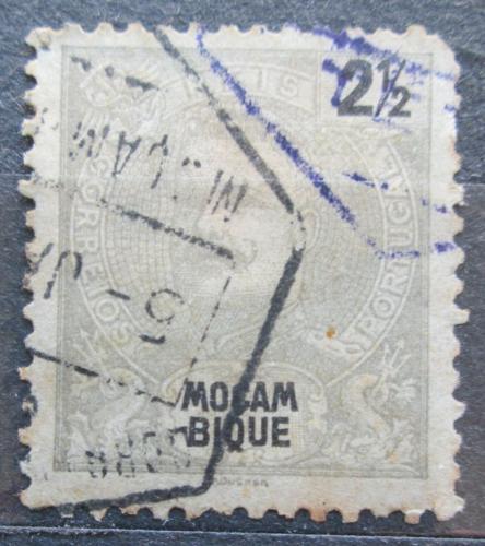 Poštovní známka Mosambik 1898 Král Carlos I. Mi# 53