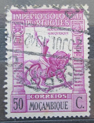 Poštovní známka Mosambik 1938 Mousinho de Albuquerque Mi# 305
