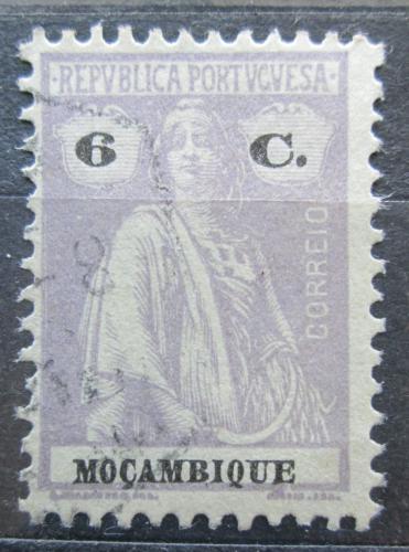 Poštovní známka Mosambik 1922 Ceres Mi# 238 C