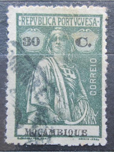 Poštovní známka Mosambik 1922 Ceres Mi# 246
