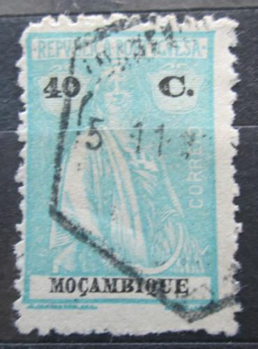 Poštovní známka Mosambik 1922 Ceres Mi# 247 C