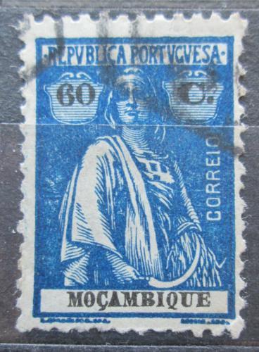 Poštovní známka Mosambik 1922 Ceres Mi# 250 C