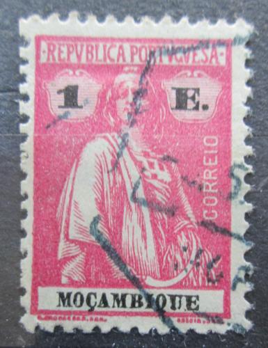 Poštovní známka Mosambik 1922 Ceres Mi# 254