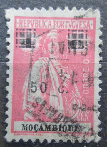Poštovní známka Mosambik 1923 Ceres pøetisk Mi# 261