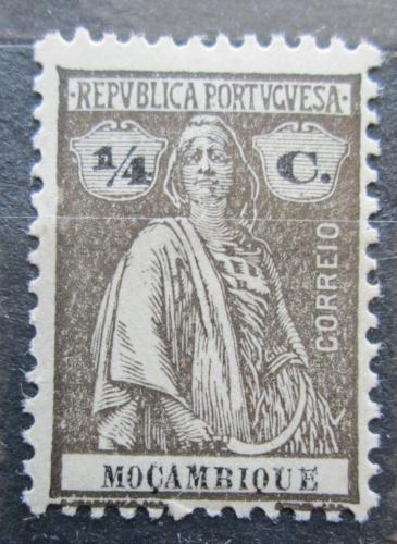 Poštovní známka Mosambik 1921 Ceres Mi# 153 yC
