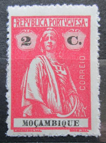 Poštovní známka Mosambik 1913 Ceres Mi# 157 xA