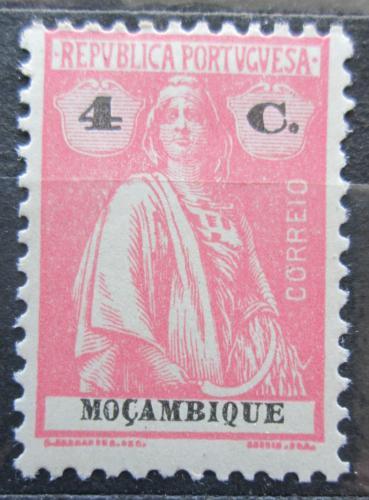 Poštovní známka Mosambik 1922 Ceres Mi# 236