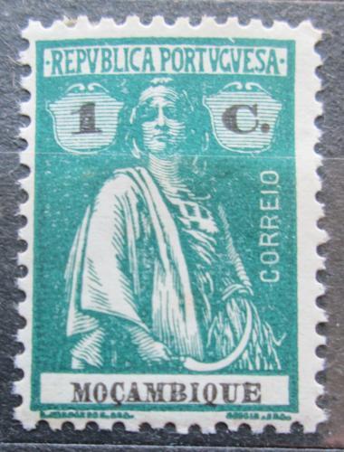 Poštovní známka Mosambik 1921 Ceres Mi# 155 yC