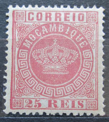 Poštovní známka Mosambik 1876 Koruna Mi# 4 A