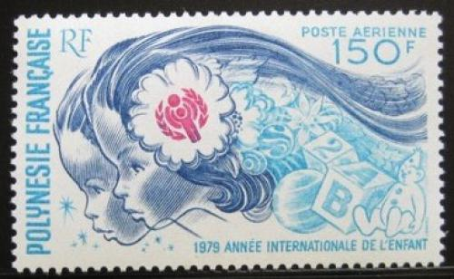 Poštovní známka Francouzská Polynésie 1979 Mezinárodní rok dìtí Mi# 284 Kat 9€