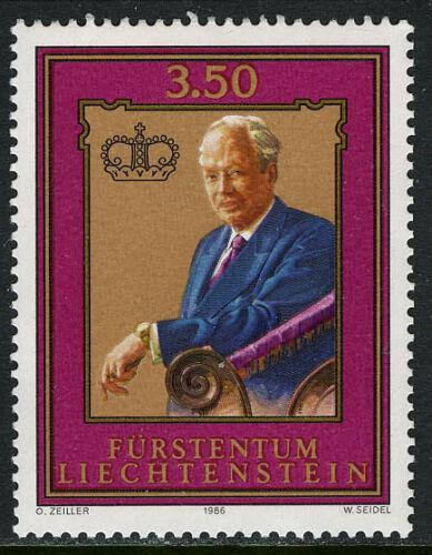 Poštovní známka Lichtenštejnsko 1986 Kníže František Josef II. Mi# 903 Kat 6€