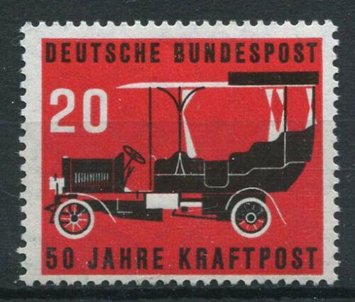 Poštovní známka Nìmecko 1955 Motor-bus služba Mi# 211 Kat 12€