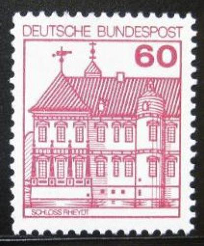 Poštovní známka Nìmecko 1979 Rheydt Mi# 1028