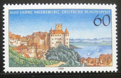 Poštovní známka Nìmecko 1988 Meersburg milénium Mi# 1376